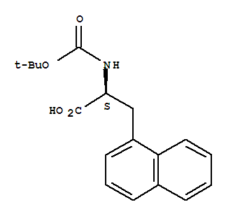 (S)-N-Boc-1-Naphthylalanine/55447-00-2/99% purity in stock