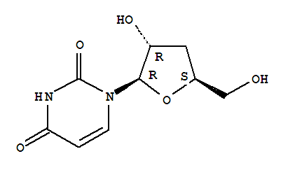 Uridine, 3'-deoxy-(7057-27-4)