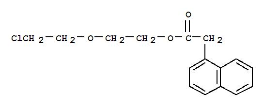 93018-49-6,1-Naphthaleneaceticacid, 2-(2-chloroethoxy)ethyl ester,NSC 184800