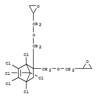 93951-25-8,Oxirane,2,2'-[(1,4,5,6,7,7-hexachlorobicyclo[2.2.1]hept-5-en-2-ylidene)bis(methyleneoxymethylene)]bis-(9CI),2,2'-[(1,4,5,6,7,7-hexachlorobicyclo[2.2.1]hept-5-en-2-ylidene)bis(methyleneoxymethylene)]bisoxirane