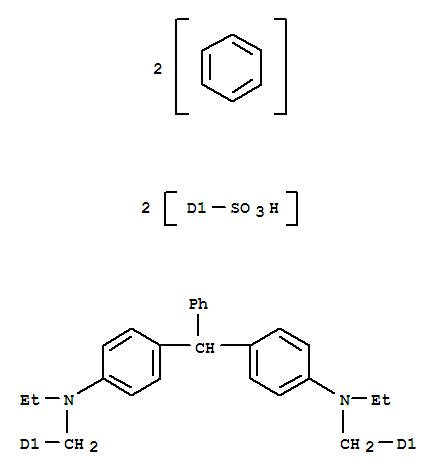94071-28-0,Benzenesulfonic acid,[(phenylmethylene)bis[4,1-phenylene(ethylimino)methylene]]bis-,