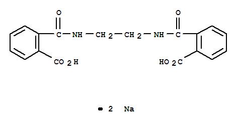 94135-12-3,Benzoic acid,2,2'-[1,2-ethanediylbis(iminocarbonyl)]bis-, disodium salt (9CI),disodium 2,2'-[1,2-ethanediylbis(iminocarbonyl)]bisbenzoate