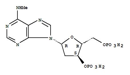 101204-49-3,3'-Adenylic acid,2'-deoxy-N-methyl-, 5'-(dihydrogen phosphate),MRS 2179