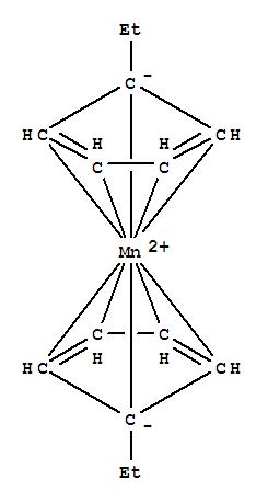 Molecular Structure of 101923-26-6 (Manganocene,1,1'-diethyl-)