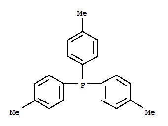 Tri-p-tolylphosphine(1038-95-5)
