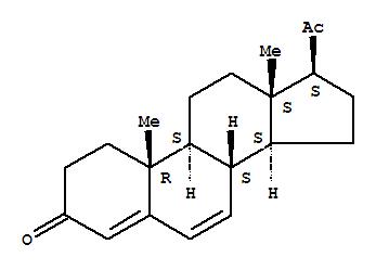1162-56-7,Pregna-4,6-diene-3,20-dione,6-Dehydroprogesterone;D6-Progesterone