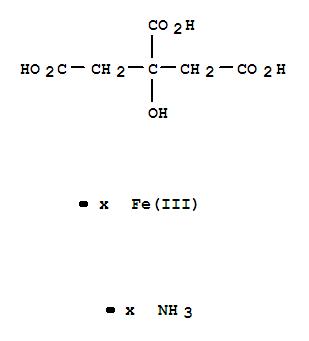 Ammonium ferric citrate