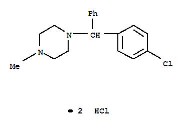 Chlorcyclizine dihydrochloride(129-71-5)