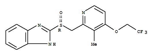 (R)-Lansoprazole(138530-94-6)