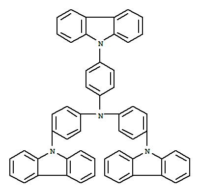 Tris(4-carbazoyl-9-ylphenyl)amine manufacturer