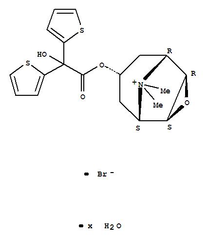 Tiotropium bromide hydrate(139404-48-1)