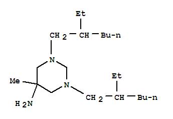 Molecular Structure of 141-94-6 (Hexetidine)