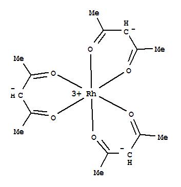 High quality Rhodium(Iii) 2,4-Pentanedionate supplier in China
