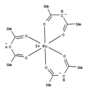 High quality Ruthenium Acetylacetonate supplier in China