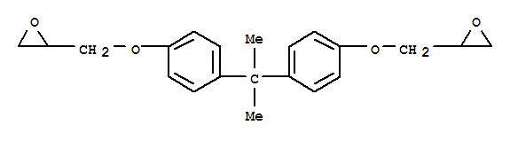 Bisphenol A diglycidyl ether(1675-54-3)
