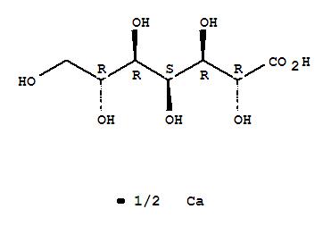 D-glycero-D-gulo-Heptonicacid, calcium salt (2:1)