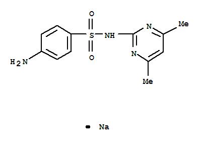 Sulfamethazine sodium salt(1981-58-4)