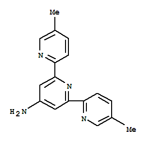 4'-AMINO-5,5''-DIMETHYL-2,2':6',2''-TERPYRIDINE(221247-38-7)