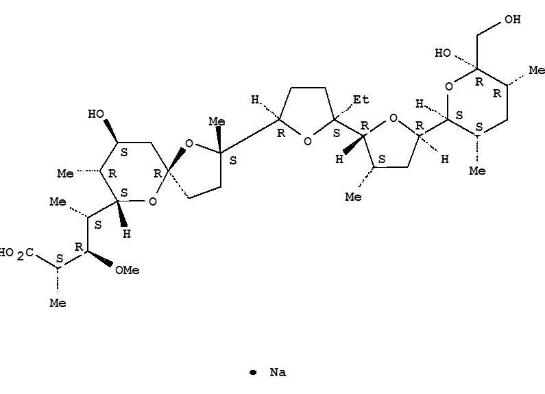 Monensin sodium salt(22373-78-0)