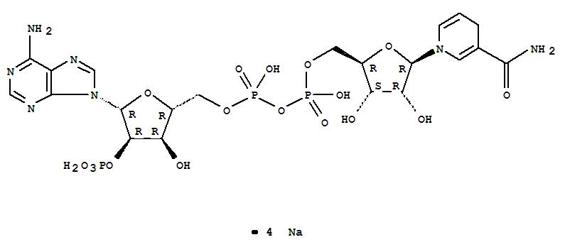 Dihydronicotinamide-adenine dinucleotide phosphate tetrasodium salt
