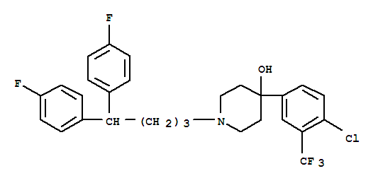 Penfluridol(26864-56-2)
