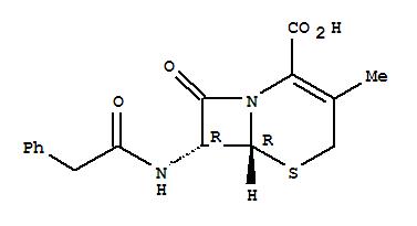 7-Phenyl-acetamido-deacetoxy-cephalosporanic-acid