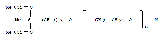 Polyalkyleneoxide modified heptamethyltrisiloxane