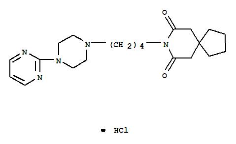 Buspirone hydrochloride(33386-08-2)