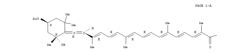 Fucoxanthin product picture