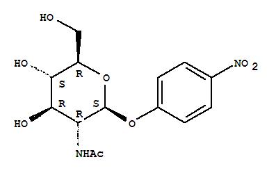 β-D-Glucopyranoside, 4-nitrophenyl2-(acetylamino)-2-deoxy-