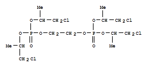 34621-99-3,Phosphoric acid,P,P'-1,2-ethanediyl P,P,P',P'-tetrakis(2-chloro-1-methylethyl) ester,Phosphoricacid, 1,2-ethanediyl tetrakis(2-chloro-1-methylethyl) ester (9CI); TH 909