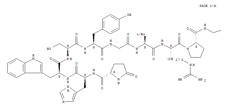 High Quality:Gonodareline acetate with best price