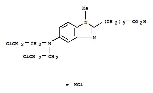 Bendamustine hydrochloride(3543-75-7)