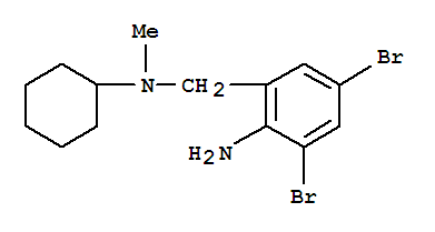 BenzeneMethanaMine, 2-aMino-3,5-dibroMo-N-cyclohexyl-N-Methyl-