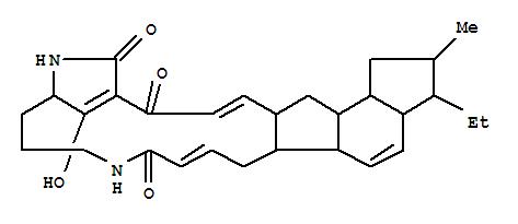 Molecular Structure of 36531-78-9 (Karugamycin)