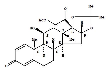 Triamcinolone acetonide 21-acetate