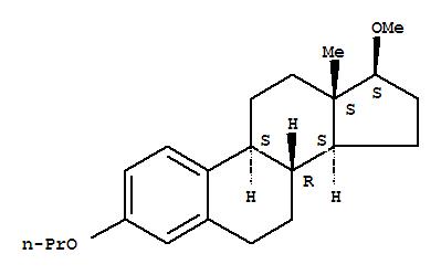 Molecular Structure of 39219-28-8 (Promestriene)