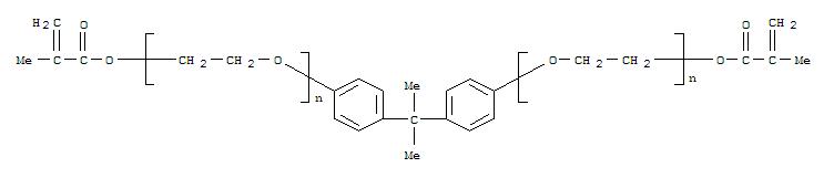 Bisphenol A ethoxylate dimethacrylate(41637-38-1)