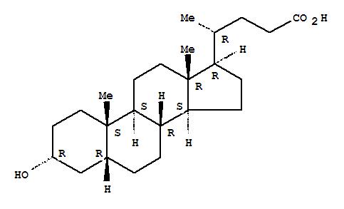 LITHOCHOLIC ACID(434-13-9)