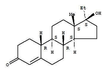 52-78-8 Structure