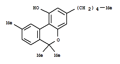 Cannabinol;6,6,9-TriMethyl-3-pentyl-6H-benzo[c]chroMen-1-ol