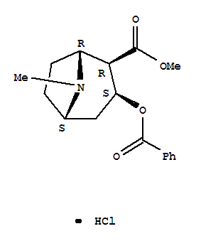 Cocaine hydrochloride(53-21-4)