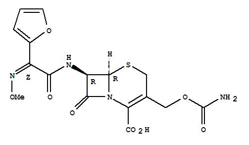 Cefuroxime(55268-75-2)