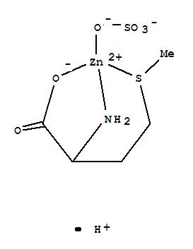 Zincate(1-),(L-methioninato-kN,kO,kS)[sulfato(2-)-kO]-, hydrogen (1:1), (T-4)- product picture
