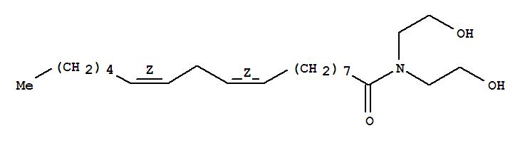 N,N-BIS(2-HYDROXYETHYL)-9,12-OCTADECA DIENAMIDE(56863-02-6)
