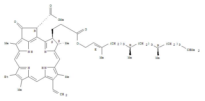 pheophytin a cas no.603-17-8图片