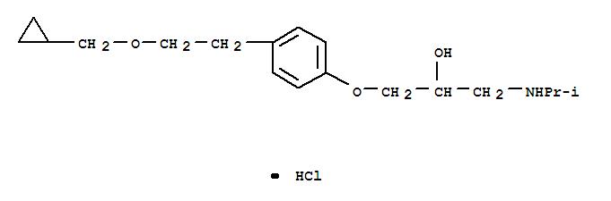 Betaxolol hydrochloride(63659-19-8)