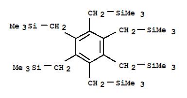 64131-87-9,Benzene,1,2,3,4,5,6-hexakis[(trimethylsilyl)methyl]-,Silane,[1,2,3,4,5,6-benzenehexaylhexakis(methylene)]hexakis[trimethyl- (9CI)