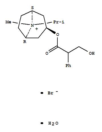 Ipratropium bromide(66985-17-9)