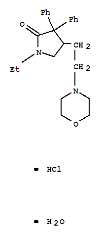 Doxapram hydrochloride monohydrate(7081-53-0)